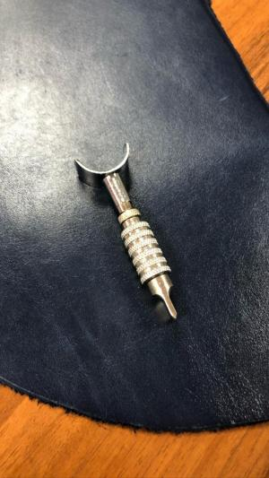 Поворотный нож