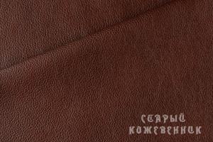 Кожа Мадрас Мебельная (коричневая)