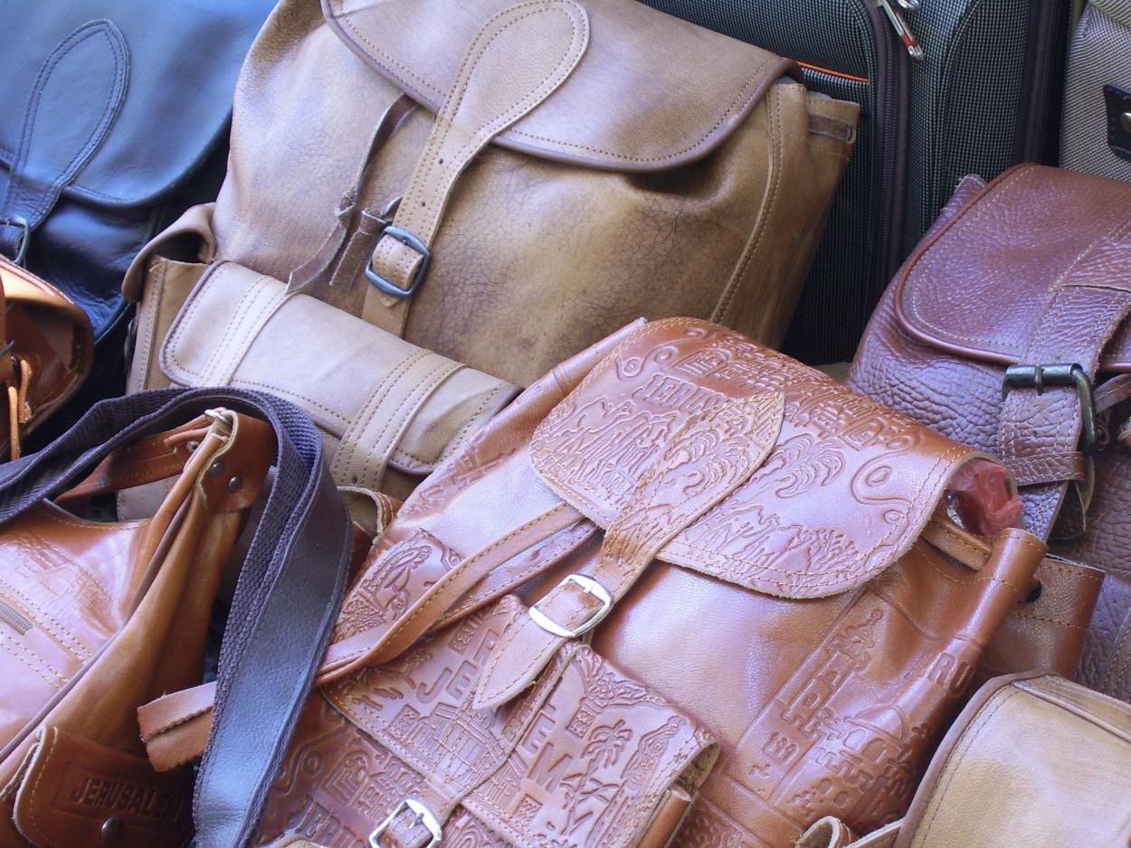 Женские рюкзаки из натуральной кожи - с чем носить?